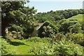 SX7168 : Barn, Mill Leat by Derek Harper