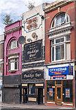 SJ3590 : Paddys Bar, London Road - August 2017 by The Carlisle Kid