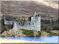 NN1327 : Kilchurn Castle by Gerald England