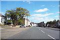 NU1033 : West Street, Belford by Des Blenkinsopp