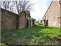 NY3167 : Old Gretna Graveyard by Gerald England