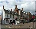 SJ9223 : 37/8 and 39/40 Greengate Street Stafford by Alan Murray-Rust