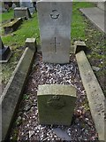 SD7336 : St Mary & All Saints, Whalley: churchyard (k) by Basher Eyre