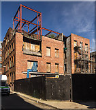 SJ8498 : Manchester by Peter McDermott