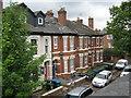 SP3278 : Over Grosvenor Road by Martin Richard Phelan
