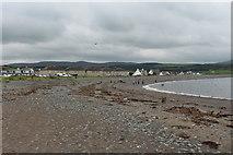 NX0882 : Ballantrae Shore by Billy McCrorie