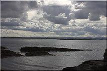 NU2438 : Longstone Island, looking west towards inner Farne Islands by Robert Eva