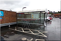 TL1314 : Trolley Park in Sainsbury's Car Park by Adrian Cable