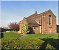 SJ9296 : St Hilda's, Audenshaw by Gerald England