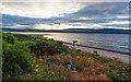 NH7757 : Fort George coastline by valenta