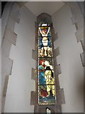 SD6279 : Holy Trinity, Casterton: stained glass window (VIII) by Basher Eyre