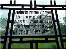 SD6279 : Inside Holy Trinity, Casterton (k) by Basher Eyre