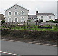 ST0681 : Babell Methodist Chapel, Groesfaen by Jaggery