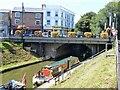 TL4196 : The town bridge in March, Cambridgeshire by Richard Humphrey
