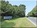 TQ8353 : Ashford Road by PAUL FARMER