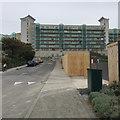 SY6874 : Southeast on Liberty Road, Castletown, Isle of Portland by Robin Stott