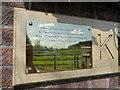 TL9353 : B17 Crash site plaque #2 by Adrian S Pye