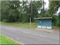 SU6350 : Bus stop on Jays Close by Given Up