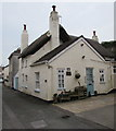 SX9372 : Grade II listed number 10A Dagmar Street, Shaldon by Jaggery