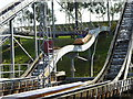 SW9269 : Water ride at Camel Creek Adventure Park by Rod Allday