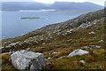 NB0901 : Tarcall - the hillside west of the stream Uisg a' Ri by Mick Garratt