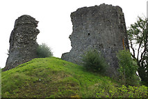 SN7634 : Llandovery Castle by Stephen McKay