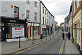SN4120 : King Street, Carmarthen : Week 35