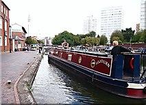 SP0686 : Farmer's Bridge Vicinity, Birmingham by David Hallam-Jones