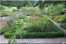 ST5071 : Rose Garden, Tyntesfield by M J Roscoe