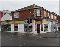 SU1585 : Shawarma Palace in Swindon  by Jaggery