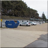 SU5290 : Station Flooring UK, Station Road, Didcot by Jaggery
