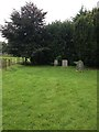 TL3166 : Conington graveyard by Dave Thompson