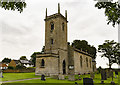 SK8748 : St Martin's church, Stubton by Julian P Guffogg
