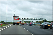 TQ5097 : M25 anticlockwise by Robin Webster