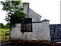 H5768 : Old farm building, Sixmilecross by Kenneth  Allen