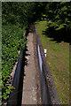 TQ2489 : Subway under Hendon Lane by Christopher Hilton