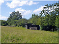 TQ5292 : Stables, field west of Straight Road by Robin Webster