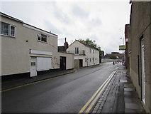 SU1585 : Southern end of Aylesbury Street, Swindon by Jaggery