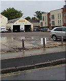 SU1585 : Paragon Hand Car Wash, Aylesbury Street, Swindon by Jaggery
