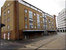 SU1585 : Isambard Place, Wellington Street, Swindon by Jaggery