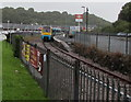 SM8906 : Milford Haven railway station by Jaggery
