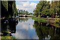 TQ3489 : River Lea Navigation at Tottenham Hale (1) by Chris Heaton