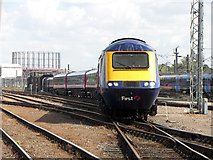 TQ2182 : Old Oak Common depot by Gareth James
