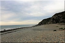 NX4235 : Port Castle Bay by Andrew Wood