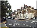 TQ4084 : Ham Park Road, West Ham by Malc McDonald