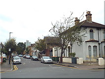 TQ4084 : Knox Road, near Forest gate by Malc McDonald