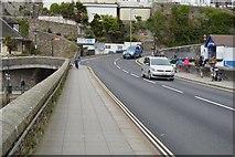 SX2553 : A387, Looe Bridge by N Chadwick