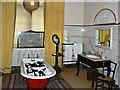ST2885 : The 4th baron's bathroom, Tredegar House, Duffryn by Brian Robert Marshall