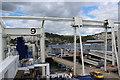 TR3341 : Berths 9 & 8, Eastern Docks, Dover by M J Roscoe