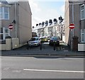SM9006 : Eastern end of Greville Road, Milford Haven by Jaggery